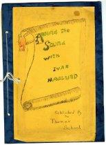 Image of Around the Sound with Ivar Haglund - Manuscript
