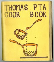 Image of Thomas School PTA Memorabilia - Report, Administrative