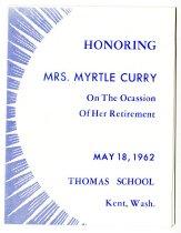 Image of Retirement Party Memorabilia - Commemorative