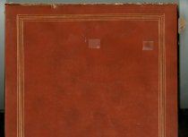 Image of Scrapbook Gifted to Mrs. Curry - Album, Photograph