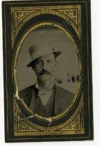 Image of Portrait of Man - Print, Photographic