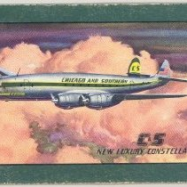 Image of C&S New Luxury Constellation - 1950