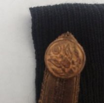 Image of Wyoming Air Service pilot hatband button