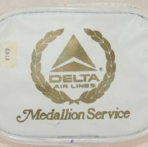 Image of Delta Medallion Service Amenity Kit, 1978