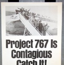 Image of Project 767 Is Contagious / Catch It! - 1982