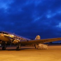 Image of Delta Douglas DC-3 Ship 41 at Dallas, 2004