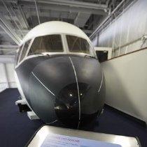Image of L-1011 fuselage on Mezzanine, 2014