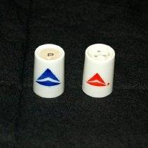 Image of Delta Salt and Pepper Set - ca. 1968-1985
