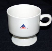 Image of Delta Coffee Cup, 1968-1985