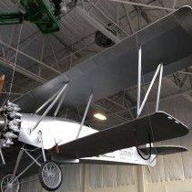 Image of Hanging Huff Daland Duster lifesize model, 2014