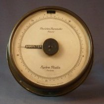 Image of System Paulin Precision Barometer, front