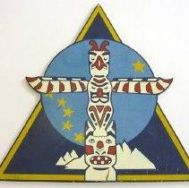 Image of ATC Alaskan Division Logo Sign - ca. 1942-1945