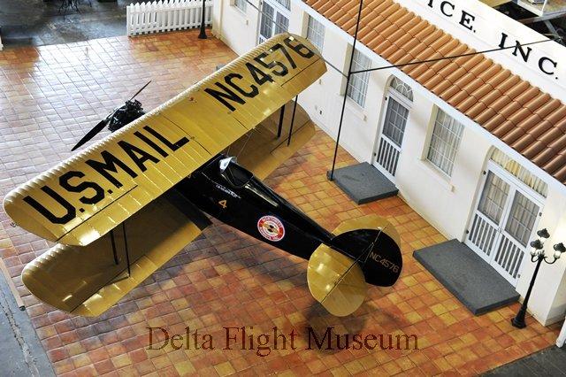 Northwest Airways Waco 125 Biplane - 1928-1936
