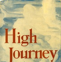 Image of High Journey: A Decade in the Pilgimage of an Air Line Pioneer - 1945