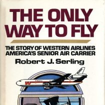 Image of The Only Way to Fly cover