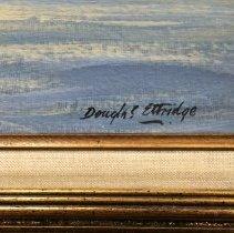 Image of Douglas Ethridge Signature