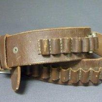 Image of Western Air Express Pilot's Ammunition Belt