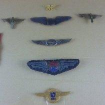 Image of Al DeGarmo's Set of Pilot Insignia