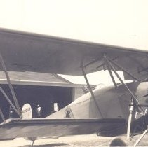 Image of Delta Crop Duster Ship 70 Roll-Out, Monroe, LA,1937