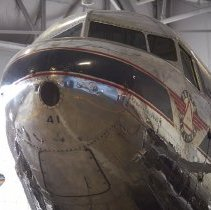Image of DC-3 Ship 41 Nose