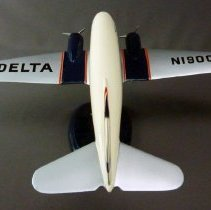 Image of C.E. Woolman's Delta DC-6, N19000, Model Airplane