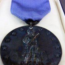 Image of C.E. Woolman's U.S. Treasury Medal - 11/05/1963