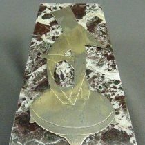 Image of C.E. Woolman's Travel Hall of Fame Award - 10/15/1987