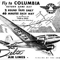 Image of Fly to Columbia, 1946