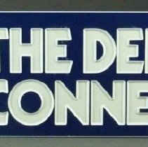 Image of The Delta Connection Sign, ca. 1996-2002