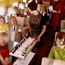 Image of Delta Royal Service Beverage Service, 1969