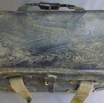 Image of Glen Mefferd's Flight Bag, top