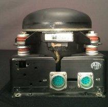 Image of Directional Gyroscope,back