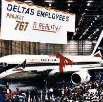 Image of The Spirit of Delta Dedication, Dec. 15, 1982