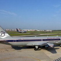 Image of The Spirit of Delta, 75th Anniversary Livery, 2004