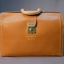 Image of Charles Dolson's Briefcase - ca. 1960-1971