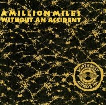 Image of A Million Miles without an Accident cover