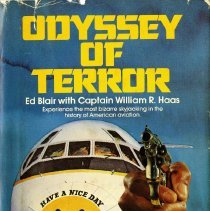 Image of Odyssey of Terror cover