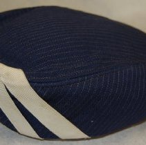 Image of Southern Airways Stewardess Uniform Hat, 1951-1965, left above
