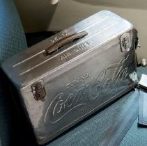 Image of Delta Coca-Cola cooler, 1941