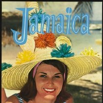 Image of Delta Jamaica Travel Poster - ca. mid 1960s