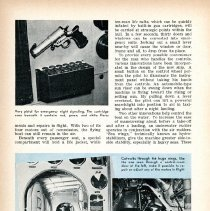 "Image of ""Airway to Europe,"" Popular Science Monthly, June 1939, 4 of 5 pages"
