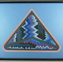 Image of Delta Widget Logo Needlework