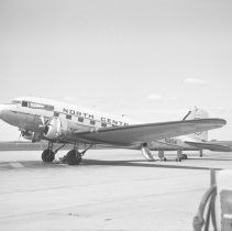 Image of North Central Airlines Douglas DC-3, N28341 - ca. 1960