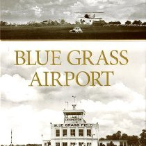 Image of Blue Grass Airport, cover