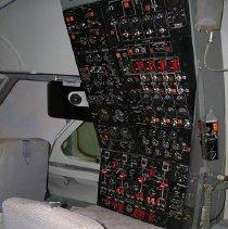 Image of Convair 880 Flight Engineer Controls