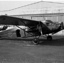 Image of Boston-Maine Airways Stinson Model T - ca. 1933-1936