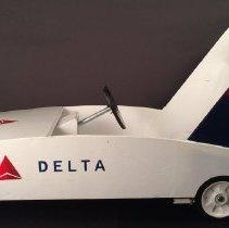 Image of Delta Coaster Car - 2008