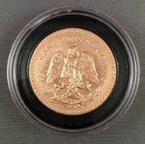 Image of Centenario Gold Coin, side 2