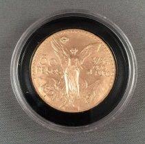 Image of Centenario Gold Coin - ca. 2005-2006
