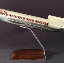 Image of Western Boeing 727-200, Model Airplane